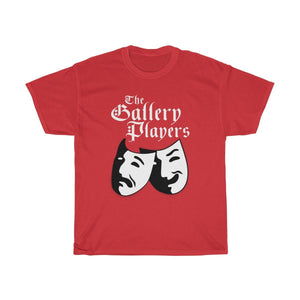 Organization (Tgp) - The Gallery Players - Unisex Heavy Cotton Tee Red / S Men Women T-Shirt