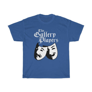 Organization (Tgp) - The Gallery Players - Unisex Heavy Cotton Tee Royal / S Men Women T-Shirt