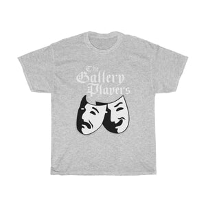 Organization (Tgp) - The Gallery Players - Unisex Heavy Cotton Tee Sport Grey / S Men Women T-Shirt