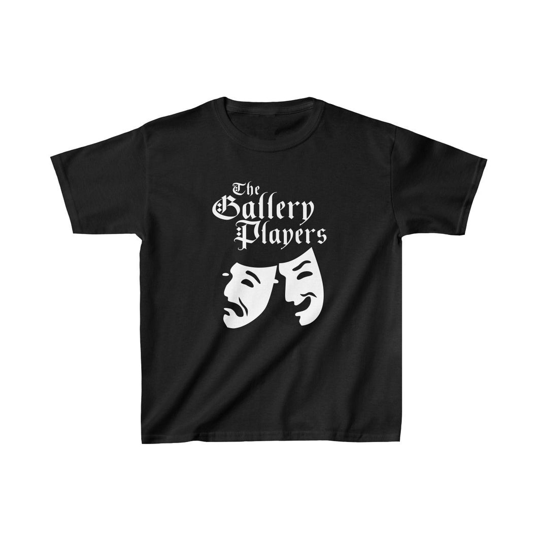 Organization (Tgp) - The Gallery Players - Youth Heavy Cotton Tee Black / L Kids Kids Clothes