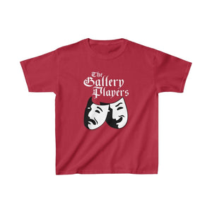 Organization (Tgp) - The Gallery Players - Youth Heavy Cotton Tee Cardinal Red / Xs Kids Kids Clothes