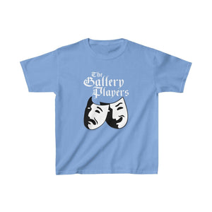 Organization (Tgp) - The Gallery Players - Youth Heavy Cotton Tee Carolina Blue / Xs Kids Kids Clothes