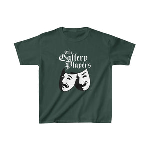 Organization (Tgp) - The Gallery Players - Youth Heavy Cotton Tee Forest Green / Xs Kids Kids Clothes