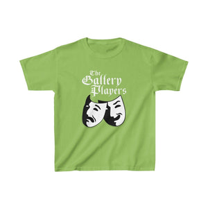 Organization (Tgp) - The Gallery Players - Youth Heavy Cotton Tee Lime / Xs Kids Kids Clothes