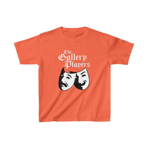 Organization (Tgp) - The Gallery Players - Youth Heavy Cotton Tee Orange / Xs Kids Kids Clothes