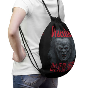 Organization (TRAA) - Thistle Rose Academy of Arts Dracula Drawstring Bag One Size Bags