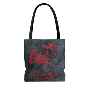 Organization (TRAA) - Thistle Rose Academy of Arts Dracula Tote Bag Bags