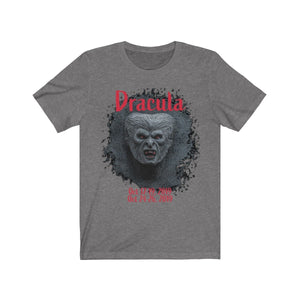 Organization (TRAA) - Thistle Rose Academy of Arts Dracula Unisex Jersey Short Sleeve Tee Deep Heather / XS Men Women T-Shirt
