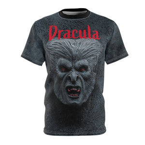 Organization (TRAA) - Thistle Rose Academy of Arts Dracula Unisex Tee 4 oz. / White Seams / S Men Women All Over Prints