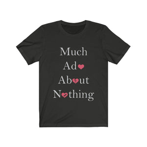 Organization (TRAA) - Thistle Rose Academy of Arts Much Ado About Nothing Cast Unisex Jersey Short Sleeve Tee Vintage Black / XS Men Women