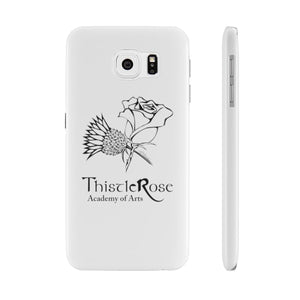 Organization (TRAA) - Thistle Rose Academy of Arts Slim Phone Cases Phone Case