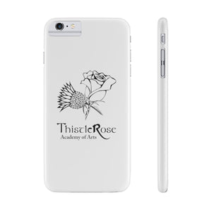 Organization (TRAA) - Thistle Rose Academy of Arts Slim Phone Cases iPhone 6/6s Plus Slim Phone Case