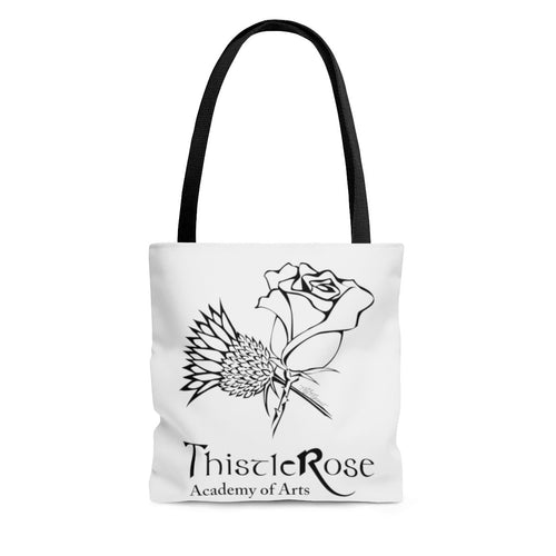 Organization (TRAA) - Thistle Rose Academy of Arts Tote Bag Large Bags