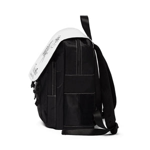 Organization (TRAA) - Thistle Rose Academy of Arts Unisex Casual Shoulder Backpack Bags