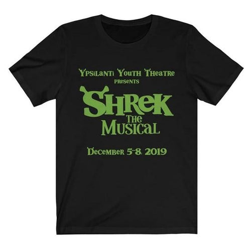Organization (YYT Secured) - Ypsilanti Youth Theatre Shrek Shirt Order