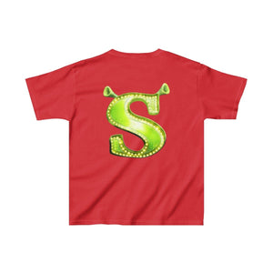 Organization (YYT) - Ypsilanti Youth Theatre Shrek Kids Heavy Cotton Tee Kids clothes