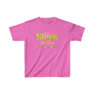 Organization (YYT) - Ypsilanti Youth Theatre Shrek Kids Heavy Cotton Tee XS / Azalea Kids clothes
