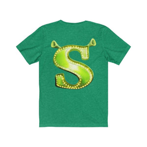Organization (YYT) - Ypsilanti Youth Theatre Shrek Unisex Jersey Short Sleeve Tee Men Women T-Shirt