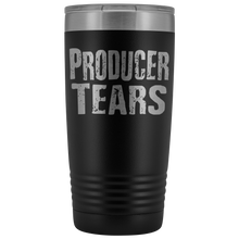 Producer Tears - 20oz Stainless Steel Insulated Tumblers Black Tumblers