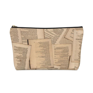 Shakespeare Hamlet - Accessory Pouch With T-Bottom Bags
