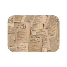 Shakespeare Hamlet - Bath Mat Small 24X17 Home Decor