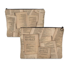 Shakespeare Hamlet - Carry All Pouch Bags
