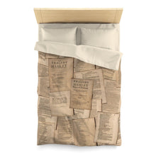 Shakespeare Hamlet - Microfiber Duvet Cover Twin / Cream Home Decor