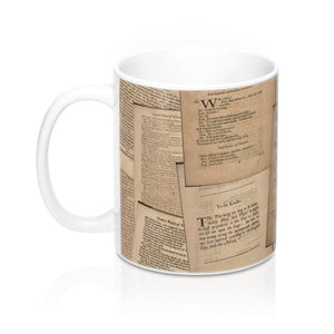 Shakespeare Hamlet - Mugs 11Oz Mug