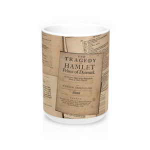 Shakespeare Hamlet - Mugs 15Oz Mug