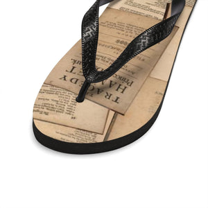 Shakespeare Hamlet - Unisex Flip-Flops Men Shoes Women Shoes