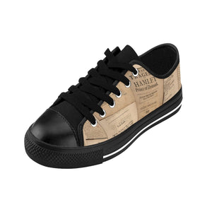 Shakespeare Hamlet - Womens Sneakers Women Shoes