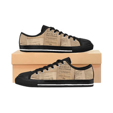 Shakespeare Hamlet - Womens Sneakers Us 10 Women Shoes