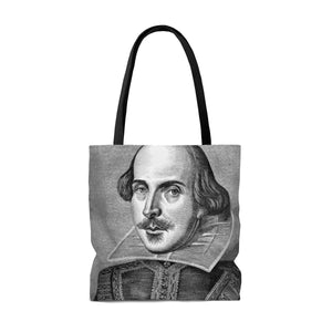 Shakespeare Portrait - Tote Bag Bags