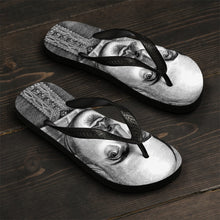 Shakespeare Portrait - Unisex Flip-Flops Large Men Shoes Women Shoes