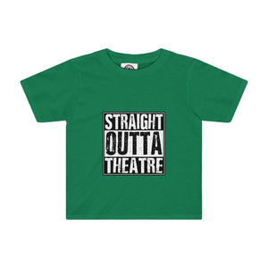 """Straight Outta Theatre"" - Kids Tee - Theatre Geek Shirts & Apparel"