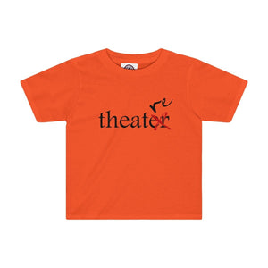 """Theater"" - Kids Tee - Theatre Geek Shirts & Apparel"