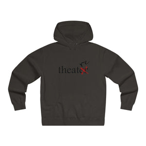 """Theater"" - Men's Lightweight Pullover Hooded Sweatshirt - Theatre Geek Shirts & Apparel"