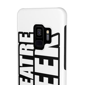 Theatre Geek - Case Mate Slim Phone Cases Phone Case