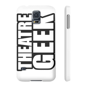 Theatre Geek - Case Mate Slim Phone Cases Samsung Galaxy S5 Slim Phone Case
