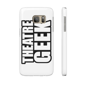 Theatre Geek - Case Mate Slim Phone Cases Samsung Galaxy S7 Slim Phone Case