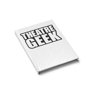 Theatre Geek - Journal - Blank Journal Paper Products