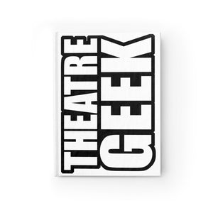 Theatre Geek - Journal - Blank Paper Products