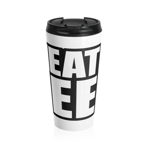 Theatre Geek - Stainless Steel Travel Mug Mug