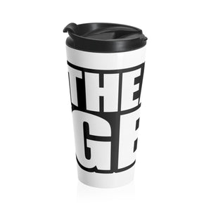 Theatre Geek - Stainless Steel Travel Mug Travel Mug Mug