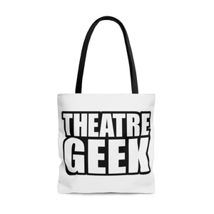 Theatre Geek - Tote Bag Large Bags