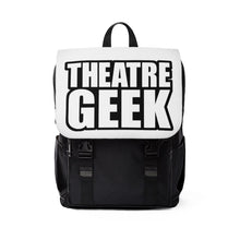 Theatre Geek - Unisex Casual Shoulder Backpack One Size Bags