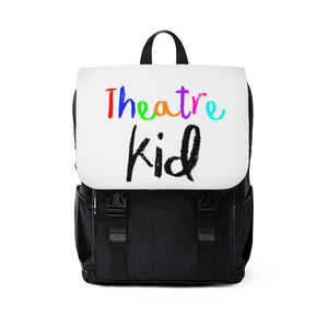Theatre Kid - Unisex Casual Shoulder Backpack One Size Bags