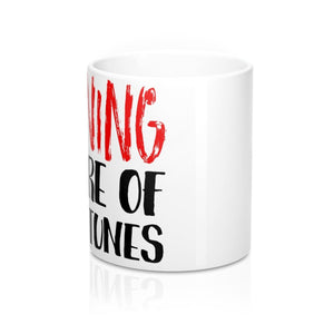 Warning Beware Of Show Tunes - Mugs Mug