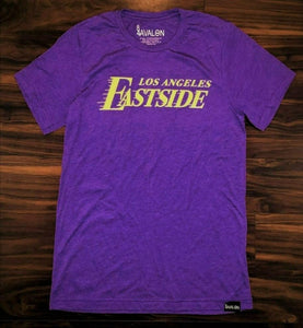 Eastside Los Angeles-Purple