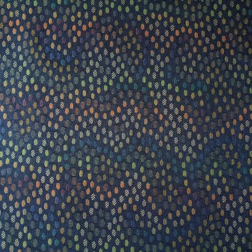Ripples of Dots Fabric Foot Long